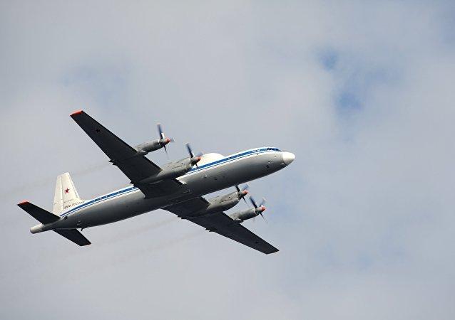 俄雅庫特共和國政府證實,一架伊爾-18飛機在該地區失事。