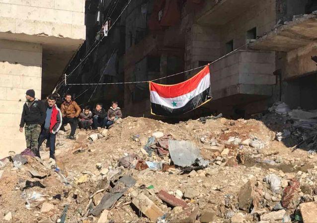 阿萨德称叙利亚问题谈判成功将取决于出席的反对派代表