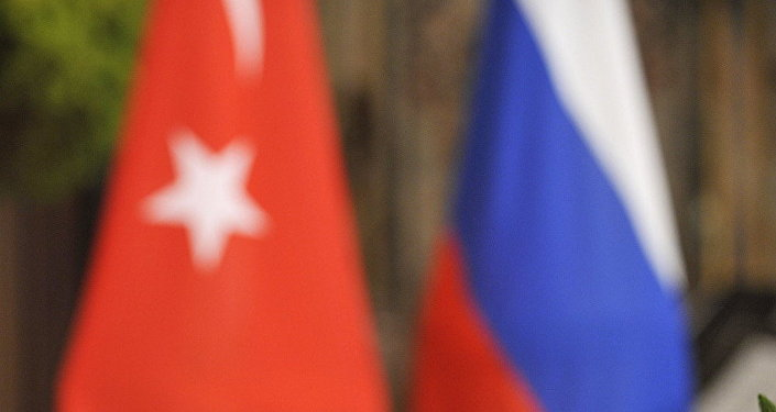 普京称俄土关系迅速恢复