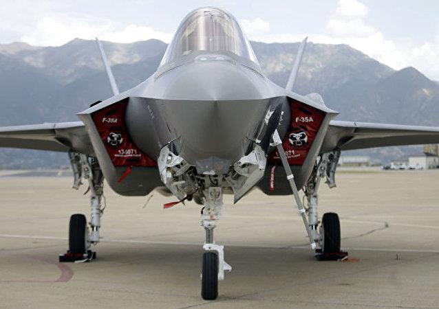 美国F-35战机