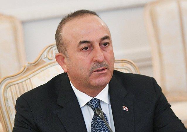 土外长:俄驻安卡拉大使馆所在街道将以安德烈·卡尔洛夫命名