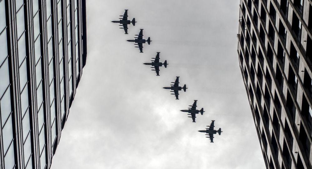 俄國防出口公司訂單總額突破450億美元