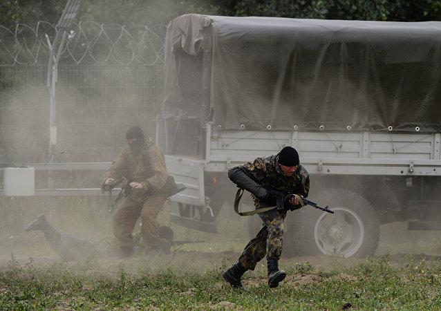 俄白领导人同意将俄执法人员预备队调回常驻地