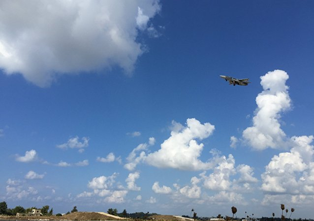 俄空天军飞机一周内8次起飞拦截俄边界附近目标