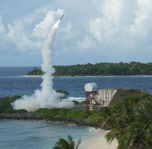 中国外交部:中方反对美国在东北亚地区构建导弹防御体系
