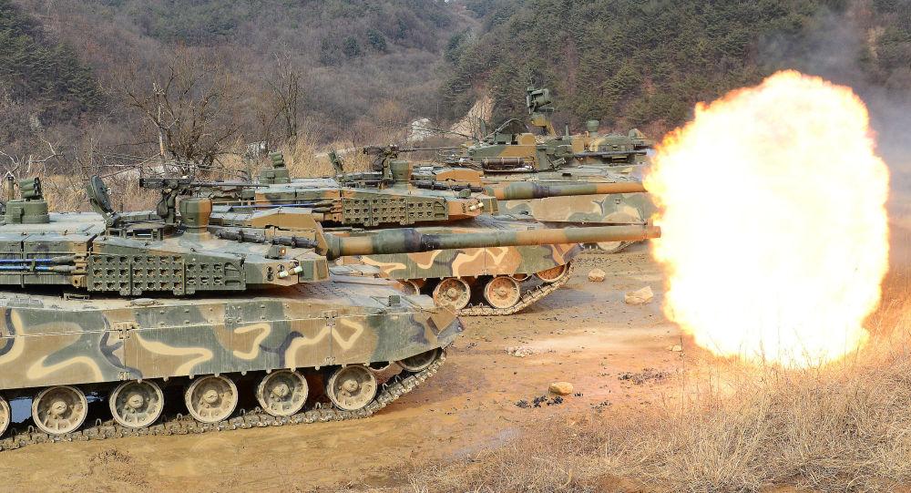 韩国拟增加国防预算
