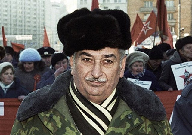 斯大林之孙叶夫根尼•朱加什维利在莫斯科去世