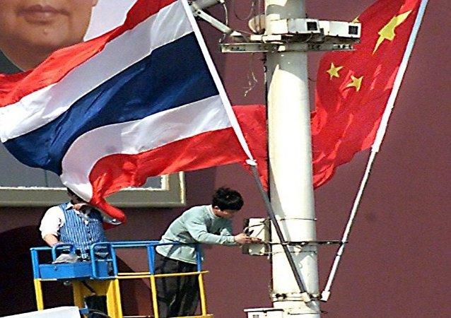 美国在争夺对泰菲影响力上输给了中国