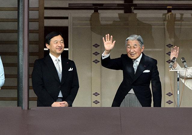 媒体:日本新天皇可能从2019年1月1日起登基