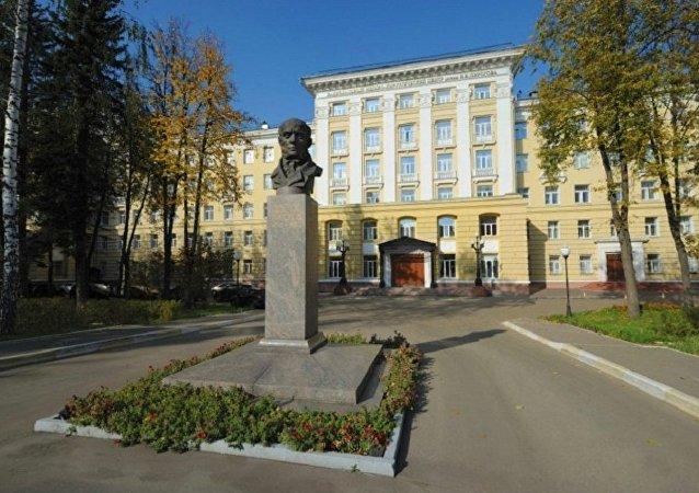 彼洛戈夫莫斯科中心