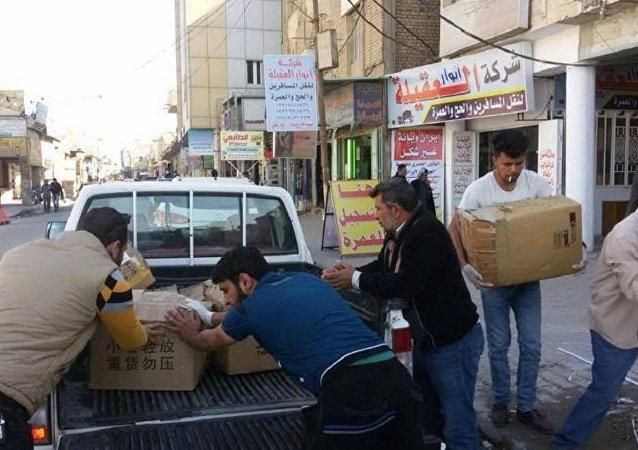 中海油向伊拉克学生伸出援助之手