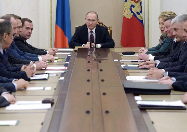 俄联邦安全会议:已制定至2030年俄罗斯经济安全战略