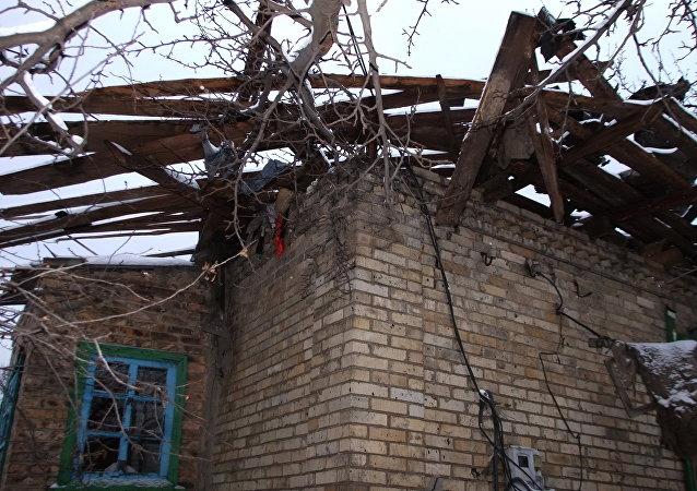 顿涅茨克共和国宣布一天内局势急剧恶化