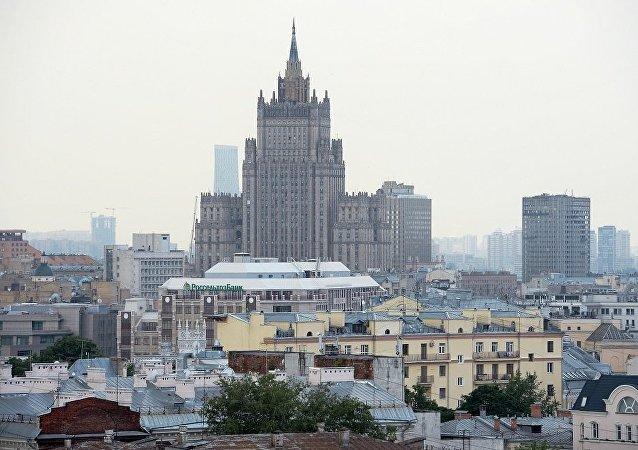 俄外交部:俄方欲与美开展建设性合作