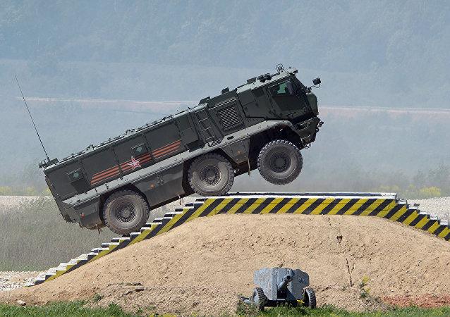 俄军装备将智能化