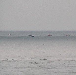 消息人士:黑海一区域找到大量图-154的碎片和尸体残骸