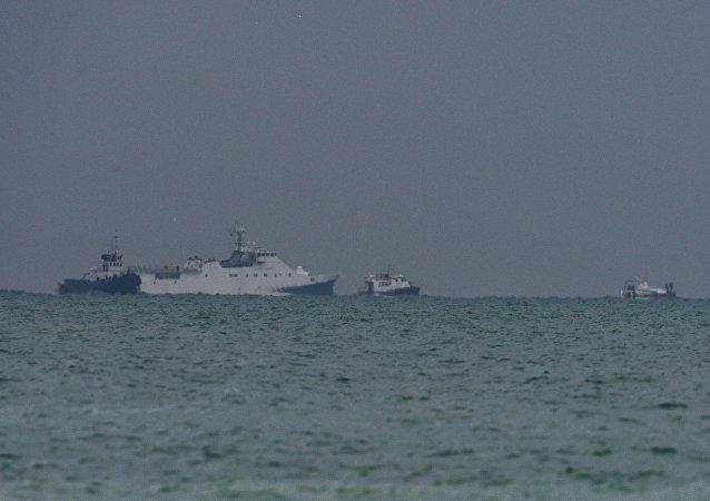 俄交通部长:图-154失事飞机部分残骸可能位于阿布哈兹境内