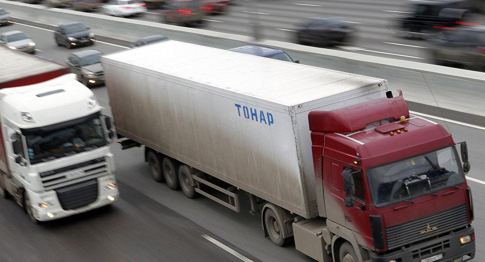 俄向华发运22吨托木斯克冰淇淋