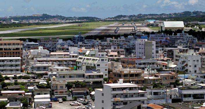 日本:美國將對沖繩島軍事基地的創業人員進行培訓