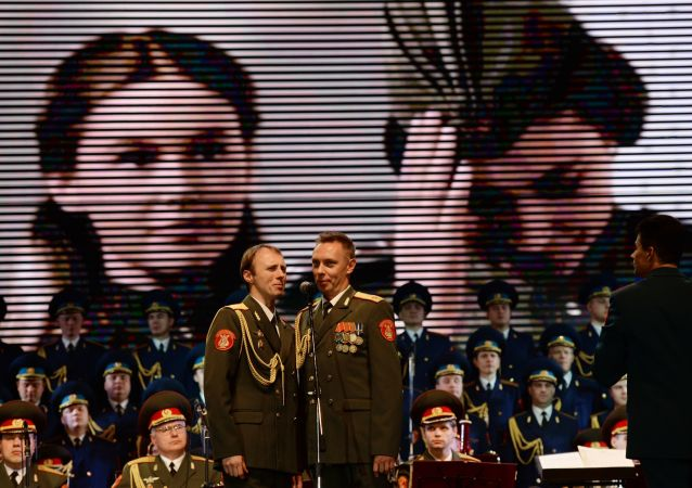 亚历山德罗夫歌舞团