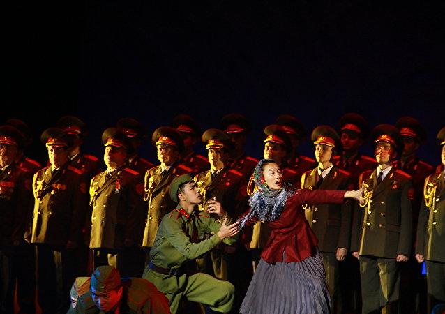 亚历山德罗夫红旗歌舞团中国新春特别演出取消