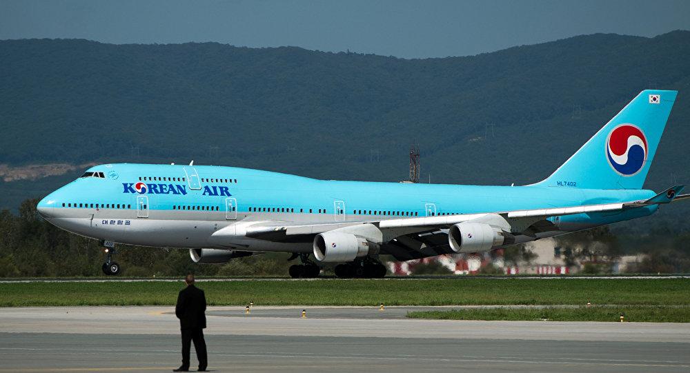 大韩航空公司计划使用电击棒制服闹事乘客