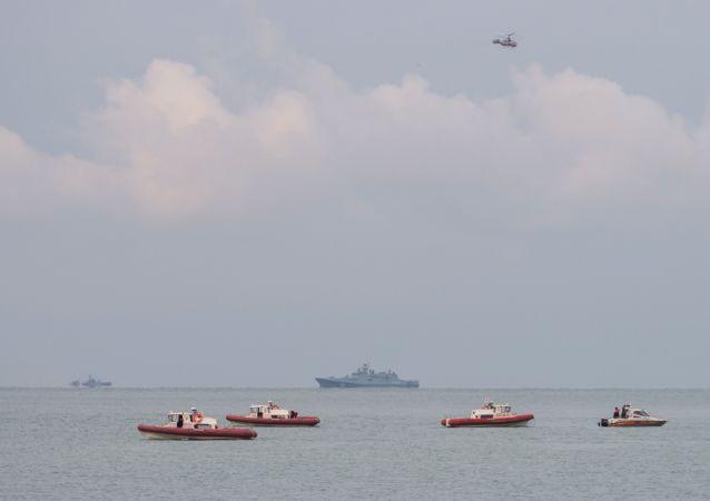 据当地政府称,两名在土耳其沿岸沉没的俄罗斯干活船船员遇难