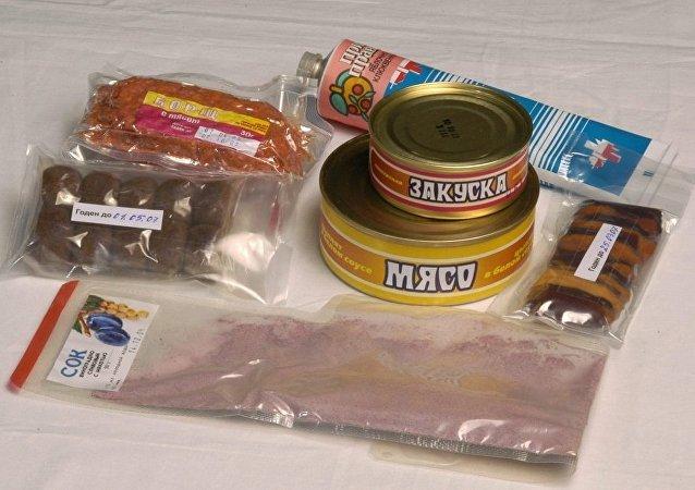 萨马拉科学家为宇航员开发出可食用的食品包装