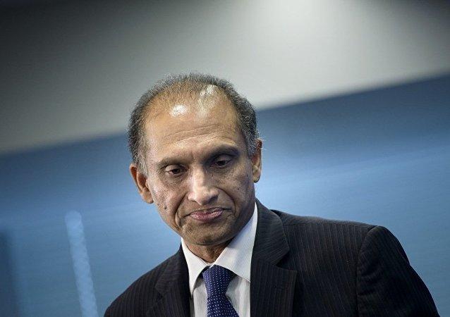 巴基斯坦外交部第一副部长乔德利