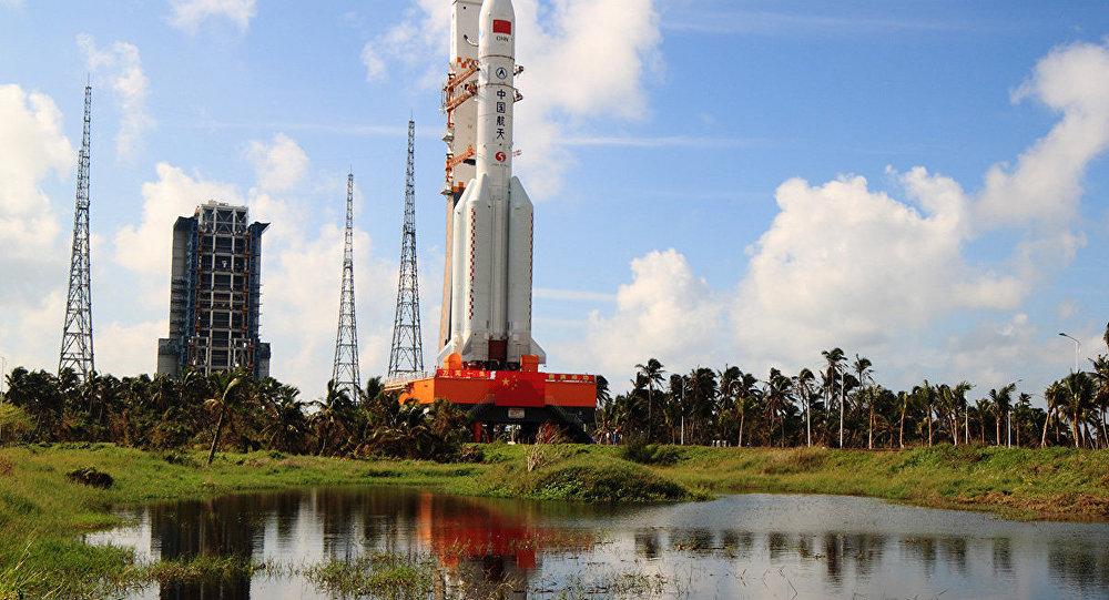 长征五号系列火箭(资料图片)