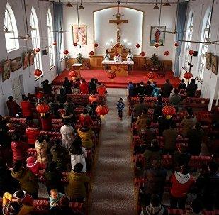 天主教堂在中国