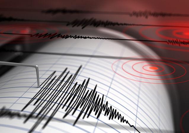 塔吉克斯坦东部发生4级地震