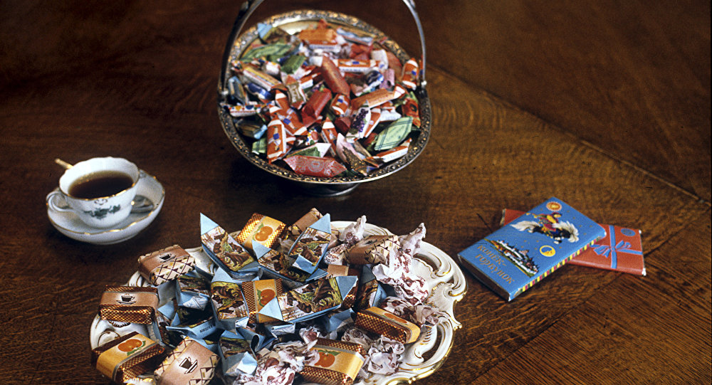 俄农业部:将开拓俄糖果制品在华网上销售渠道