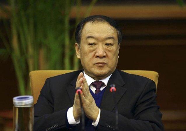 全国政协原副主席苏荣