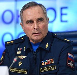 俄国防部:失事图-154飞机异常情况仅持续10秒钟