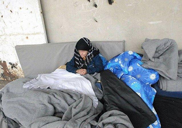阿勒颇居民:恐怖分子将伤者器官以290美元出售