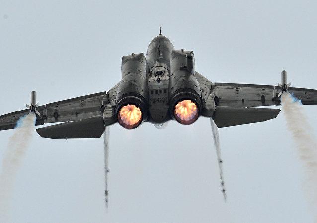 俄副总理:米格-35战机将于明年一月开始试飞