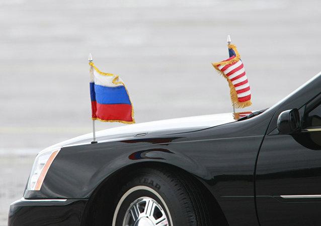 美国务卿期待与俄罗斯就双边关系问题进行新的谈判