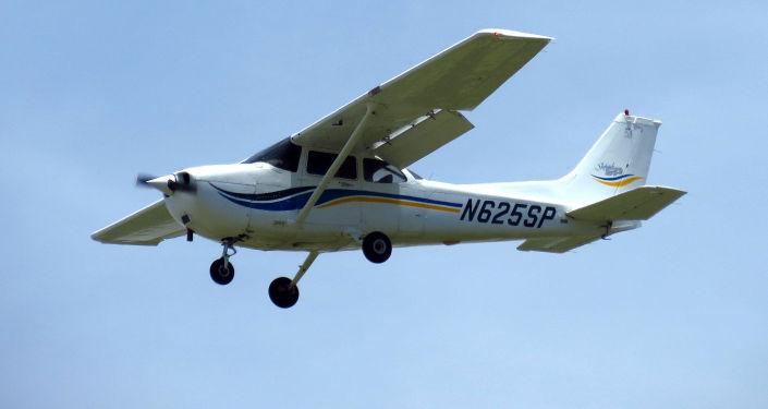 日本一架赛斯纳轻型客机遭遇空难,机上4人全部死亡