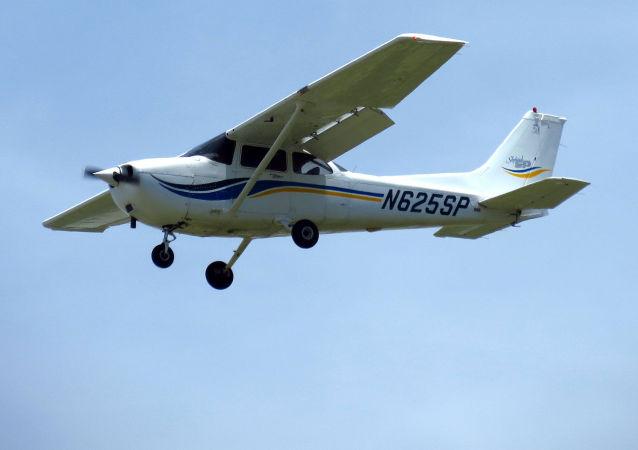 塞斯纳单引擎飞机