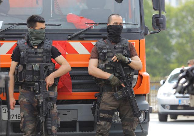 土耳其警方