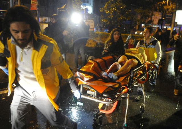 在夜总会恐袭中丧生的俄罗斯姑娘为了新生活而奔赴土耳其