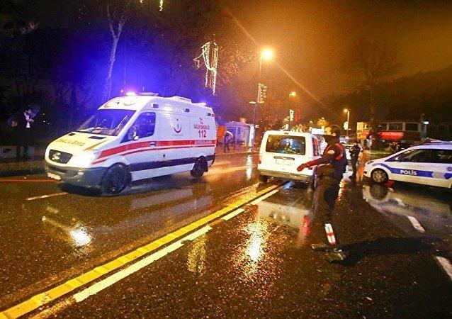 土耳其警方拘留了8名涉嫌参与伊斯坦布尔恐袭案的疑犯