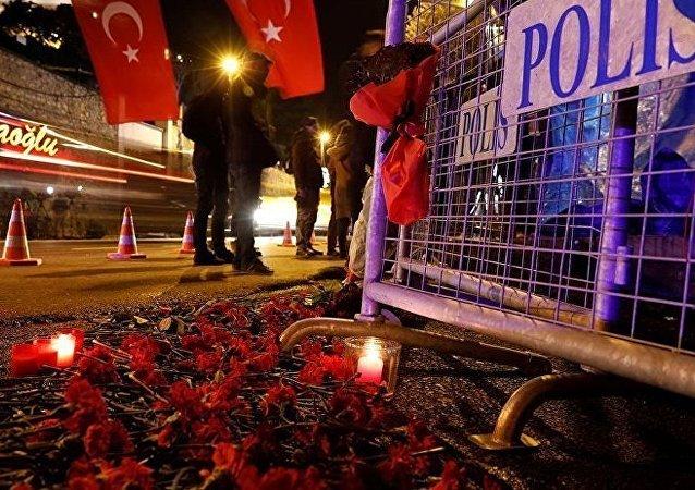伊斯坦布尔夜总会袭击