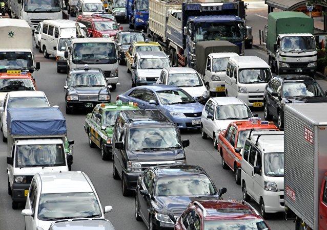 日本预计将出现长达55公里以上的堵车长龙