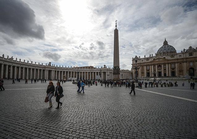 麦当劳在属于梵蒂冈的建筑内开店激怒罗马市民
