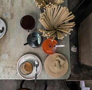 俄罗斯一劳教营设立木筷生产线 未来产品将出口中国