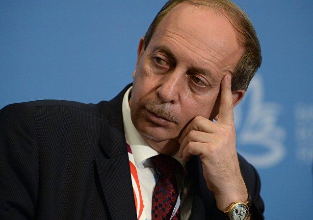 俄罗斯犹太自治州州长亚历山大·莱温塔尔