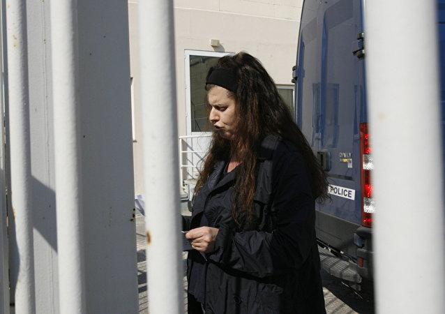 著名的女恐怖分子罗派