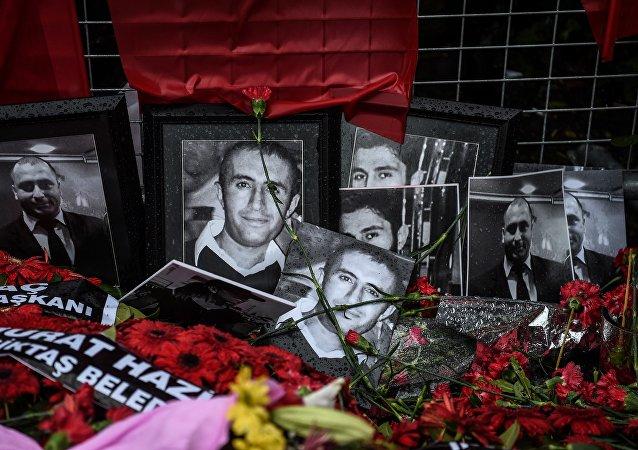 媒体:土政府确定伊斯坦布尔夜总会袭击者的关系
